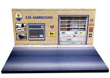 Diorama présentoir Maserati - f.lli Ambrosini - 1/43ème - #43-2-C-B-007