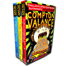 Compton Valance 3 Books Set Collection Super F.A.R.T.S By Matt Brown
