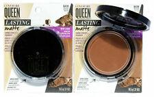 CoverGirl Queen Lasting Matte Pressed Powder Shine Control Medium Q420 2 PACK