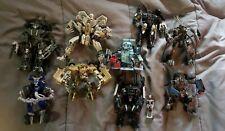 Transformers movies lot aspictured!Rotf starscream barricade DOTM wheelie brawl