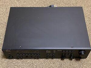Adcom GTP-550 5 Channel Pre-Amp Processor Amplifier