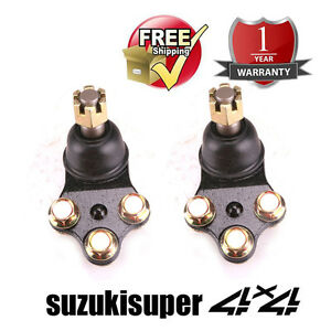 Set of 2 Nissan Pathfinder R50 4WD Front Lower Ball Joint Kit 1996-2004