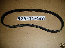 Electric E Scooter drive belt brand new 575-15-5m