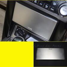 Middle Console Panel Cover Trim For Toyota Prado Land Cruiser FJ150 2014 15 16
