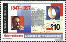 Austria 2210 (complete issue) FDC 1997 AcaDemy D. Science