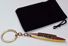 BMW MINI JOHN COOPER WORKS 24CT GOLD PLATED KEYRING JCW COOPER S R52 R53 R56 24K