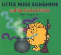 Little Miss Sunshine and the Wicked Witch by Roger Hargreaves, Good Book (Paperb