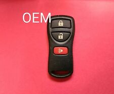 OEM Nissan Keyless Remote 3 Buttons - CWTWB1U733