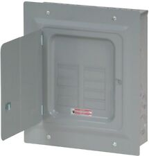 Eaton BR 125 Amp 8-Space 16-Circuit Indoor Main Lug Loadcenter with Flush Door
