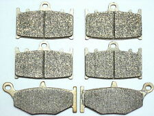 Front Rear Brake Pads For Suzuki GSR 400 GSR600 K6 K7 K8 2006 2007 2008 Brakes