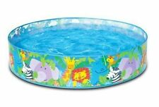 Intex Non Inflatable Water Pool 4 feet (diameter) for Kids Fun / Bath Activity