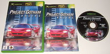 Xbox - PROJECT GOTHAM RACING - complete