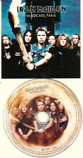 Iron Maiden ‎– The Wicker Man (CD, Single, 4 tracks, Enhanced, Limited Edition)