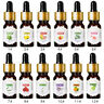 10ml Essential Oils Humidifier Natural Plant Water Soluble Oil For Diffuser T6Jb