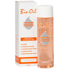2x Bio-Oil 200ml For Scars, Stretch Marks Uneven Skin Tone Blemishes Bath Oil