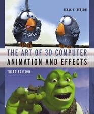 The Art of 3-D Computer Animation and Effects, Third Edition