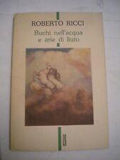 BUCHI NELL'ACQUA E ARIE DI LIUTO / ROBERTO RICCI / ELLEMME