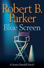Blue Screen by Robert Parker (2006, Hardcover)