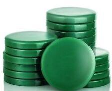 cire professionnelle pour épilation galet verte azulène - sans bandes - 2 x 1kg