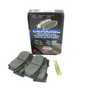 Front Hardware Brake Pads For AM General H3 06, H3T 09, Hummer H3 07-10 H3T 2010