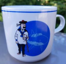 The Adventures Of Tintin Coffee Cup