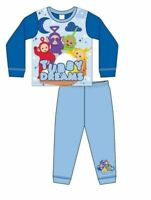 Boys Kids Teletubbies Pyjamas Nightwear PJs 18 Months to 5 Years Tubby Dreams