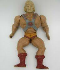 Vintage 1981 No Face Paint He-Man MOTU Masters of the Universe Action Figure