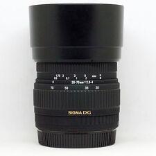 *MINT*Sigma  28-70mm f/2.8-4 EX DG Lens For SONY/MINOLTA+UV FILTER