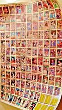 Poster postcards 1992 Baseball Wall decor
