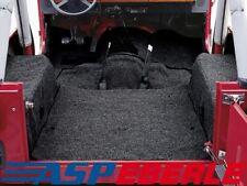 Jeep Wrangler TJ set fundas para asientos cubierta de asiento delantero marrón Denim bestop 96-02