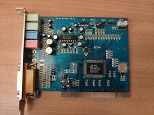 GUILLEMOT MAXI SOUND MUSE PCI SOUND CARD