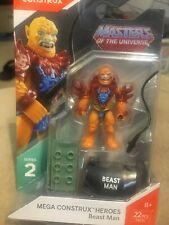 Mega Construx Master Of The Universe Beast Man