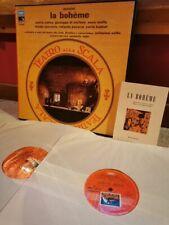PUCCINI: La Boheme > Callas di Stefano Moffo Panerai Votto /EMI Italy stereo LPs