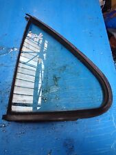 PEUGEOT 306 1/4 WINDOW / SIDE WINDOW N/S LEFT PASSENGER DOOR 1993 - 2001