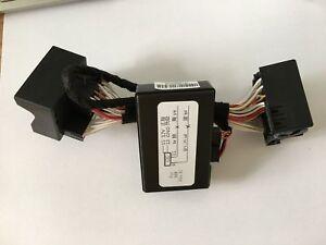 BMW E9X E8X E6X Plug And Play CIC Retrofit Emulator Video In Motion Navi Voice