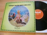 LP Various Schlager aus der guten alten Zeit Vinyl Polydor 819 180-1