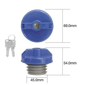 Tridon Locking Fuel Cap TFL229 fits Ford Falcon 4.0 (BA), 4.0 Inc XR6 (BF), 4...