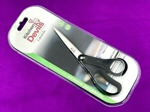 """Kitchen Devils Lifestyle General Use HOUSEHOLD Scissors 8"""" Guarantee 10Yrs"""