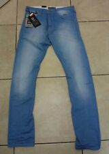 "Jack & Jones Mens Nick Lab Low Impact Jeans Waist 30"" Leg 34"" BNWT RRP £75 Blue"