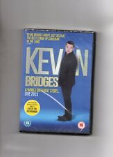 KEVIN BRIDGES LIVE DVD - A WHOLE DIFFERENT STORY (2015) - COMEDY SCOTLAND