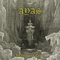 AYAS - HEAVEN AND EARTH (2CD DIGIPAK)  2 CD NEU