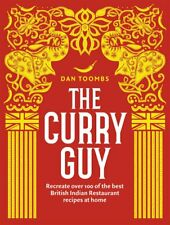 The Curry Guy: Recreate Over 100 of the Best British Indi, Excellent, Hardcover