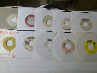 "Reggae Oldies 7"" Vinyl Single Lot #18"