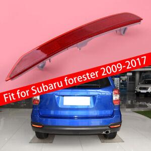 Rear Bumper Reflector Light Lamp Left Side Fit For Subaru Forester 2009-2017