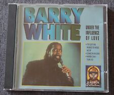 Barry White, under the influence of love, CD