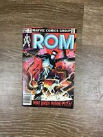 ROM Comic Book Issue 46