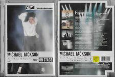 DVD - MICHAEL JACKSON : EN CONCERT LIVE BUCAREST