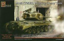 Pegasus Hobbies 1/72 US M26(T26E3) Pershing Tank