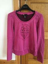 Diesel Womans Purple Jumper Size Medium