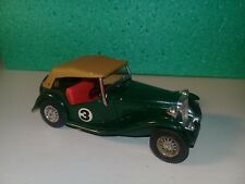 Voiture Miniature MatchBox  « MG T.C 1945» N°Y-8